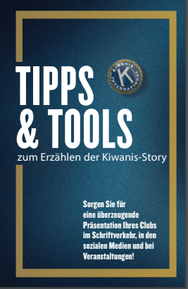 Tips & Tools to tell the Kiwanis story