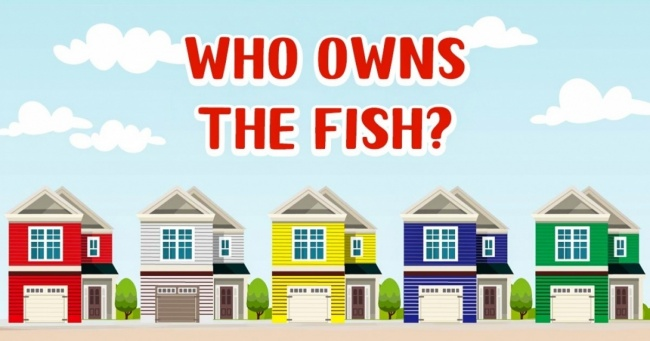 Who owns the fish?