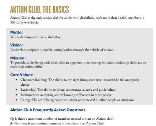 actionclubbasics